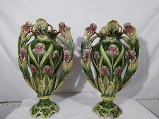 Pair Of Vases Style Liberty