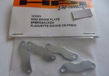 New HPI Disc Brake Plate For Trophy 4.6 101051