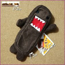 Domo Kun Cute Lovely Pencil Case Coin Purse Cosmetic Case Plush Bag