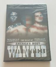 TNA Impact Wrestling The Best Of Americas Most Wanted DVD