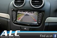 Reverse camera Holden VE  Series 2 HSV WM Omega SV6 SS SSV E3 Maloo IQ head unit