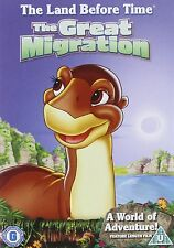 The Land Before Time 10 - The Great Migration [DVD] *****