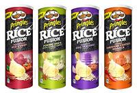 NEW Pringles Rice Fusion Potato Chips Crisps Asian Inspired Flavors - 160g