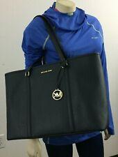 Michael Kors сады крупные многофункциональный молния кожаная сумка сумка для ноутбука, сумка, сумочка,