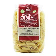 Pasta di grano duro senatore cappelli bio penne 500 g 6 confezioni
