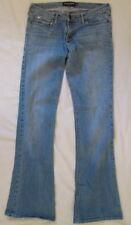 ABERCROMBIE Girls 16 stretch Mackenzie flare jeans *FREE SHIPPING* Very Nice low