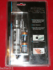 3 Watt LED Torch - Up to 80 Lumens *Brand New In Blister Pack *** RRP £24.99 ***