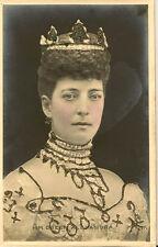 ROYALTY: H.M. Queen Alexandra- BAS RELIEF + Glitter-ALLIANCE series
