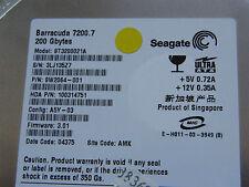 200 GB SEAGATE BARRACUDA st3200021a/3.01/AMK/9w2064-001 - Hard Disk Drive