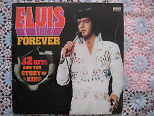 Elvis Forever,32 Hits and the story of a king,Record 1+2, 2 LP`s zusammen