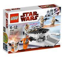 Lego Star Wars 8083 Rebel Trooper Battle Pack nuovo