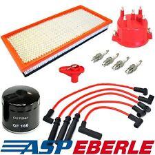 Inspektionssatz Set Service Zündung Filter Package Jeep Wrangler TJ 2.5-L. 96-98