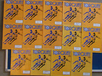 Joblot of 14 Torquay United Home Programmes - 1978/79 - All Listed