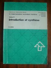 ENSTA 432~REGLEMENTATION TECHNIQUE MARITIME-T. 0-INTRODUCTION ET SYNTHESE~R.SMOL