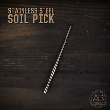 "American Bonsai Stainless Steel Soil Pick Tool 6"""