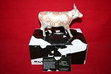 Cow Parade Figurines, Metallicow #7306, NIB with tag, Retired