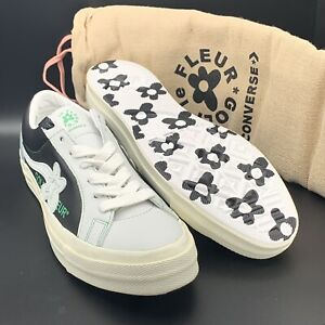 Converse One Star Ox Golf Le Fleur Industrial Pack Black Size 12 164023C