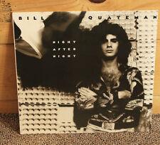 BILL QUATEMAN - NIGHT AFTER NIGHT - RCA 1977 - FACTORY SEALED LP VINYL RECORD -R