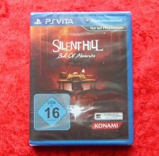 Silent Hill Book Of Memories, Sony PSVita Spiel PlayStation Vita Neu, deutsche V
