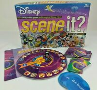 Disney Scene It? DVD Board Game 1st Edition Replacement Parts Tokens Cards Dice