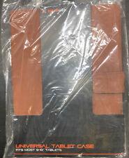 "Blackweb Universal Tablet Case for 9-10"" Tablets, Brown"