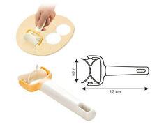 Imperdibile rullo tagliapasta tondo per tagliare la pasta cerchi tondi forme new