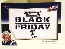 TOM BRADY black friday JUMBO PATCH EXCLUSIVE !!