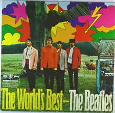"""12"""" LP - The Beatles - The World's Best - G1227 - cleaned"""