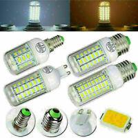 Mais LED Glühbirne E27 E14 G9 5W-18W 220V Leuchtmittel 5730SMD Licht Birne Lampe