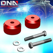 """FOR 2005-2018 FORD F250/F350 SUPER DUTY 1.5""""FRONT SPACER LEVELING LIFT KIT RED"""