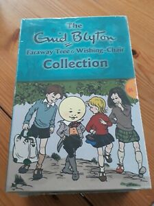 The Enid Blyton Faraway Tree & Wishing-Chair Collection New And Sealed