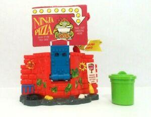 TMNT Teenage Mutant Ninja Turtles Oozey Pizzeria Cannon Playmates Complete