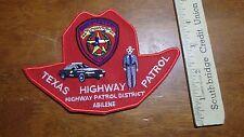TEXAS HIGHWAY PATROL ABILENE TEXAS DISTRICT   Texas rangers  state highway patro