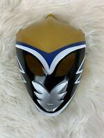 Halloween Costume Blue Power Rangers Mask Plastic Kids Disguise Dress-up 2015
