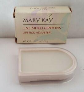 NIB Mary Kay 1742 COOL Unlimited Options Lipstick Adjuster .07 oz. DISCONTINUED