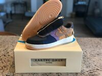 ✅🌵 DS NIKE Air Force 1 Low 🌵 Travis Scott Cactus Jack Records Edition Size 14