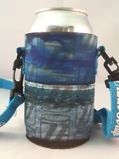 Koozie Holder Necklace Beer Can Bottle Cooler New Drink Strap Beach