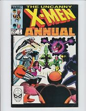 Uncanny X-Men King-Size Annual #7 1983 VF+  condition nice find