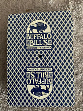 """Buffalo Bill's Resort Casino Primm NV, """"Bee"""" Deck Playing Cards No.92 With Holes"""