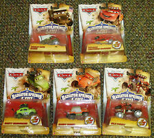 Disney Pixar Cars Radiator Springs 500 1/2 - 5 Vehicles + 1:55 New Free Shipping