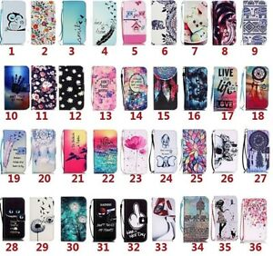 For iPhone 12 Mini Pro Max Luxury Fashion Flip Wallet Pattern Leather Stand Case