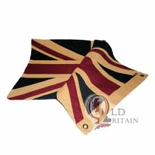 Vintage Union Jack Flag | Double Sided | 20 x 44 Inch | Stitched
