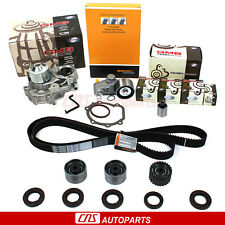 Fits Saab Subaru Impreza 2.0L 2.5L TURBO Timing Belt Kit Water Pump EJ20T EJ25T