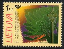 LITHUANIA MNH 2000 10th Anniversary of Lithuanian Postal Service
