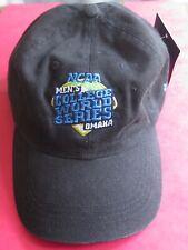 2002 NCAA Men's College World Series Omaha Baseball Cap-Estate Sale