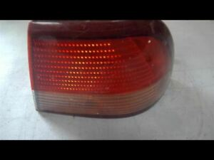 Passenger Right Tail Light Quarter Panel Mounted Fits 97-99 MAXIMA 152958