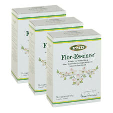 Flor Essence Kräutertee 3er Pack mit je 63 g Original Indianertee