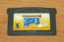 Super Mario Advance 4: Super Mario Bros. 3 (Nintendo Game Boy Advance, 2003)