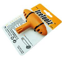 IceToolz 04T1 Crank Arm/Cap Installation Tool / for Shimano Hollowtech II Bike