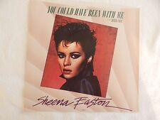 "SHEENA EASTON ""You Could Have Been With Me"" PICTURE SLEEVE! ONLY NEW COPY eBAY!"